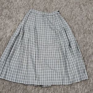 Country Sophisticates petites by Pendleton skirt 8